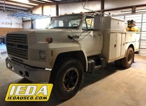Used 1993 Ford F700 For Sale