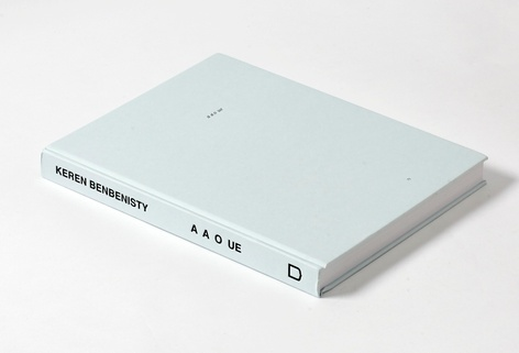 <i>A A O UE</i> by Keren Benbenisty  Signing and launch