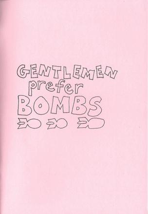 Gentlemen Prefer Bombs