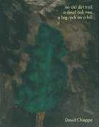 An Old Dirt Trail, A Dead Oak Tree, A Big Rock on A Hill