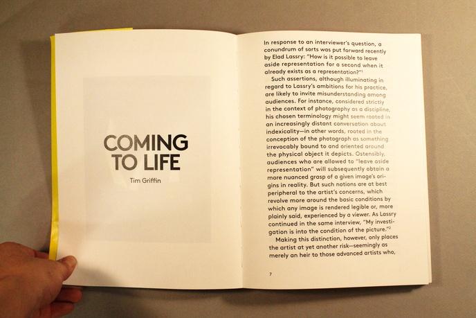 2000 Words : Elad Lassry thumbnail 6