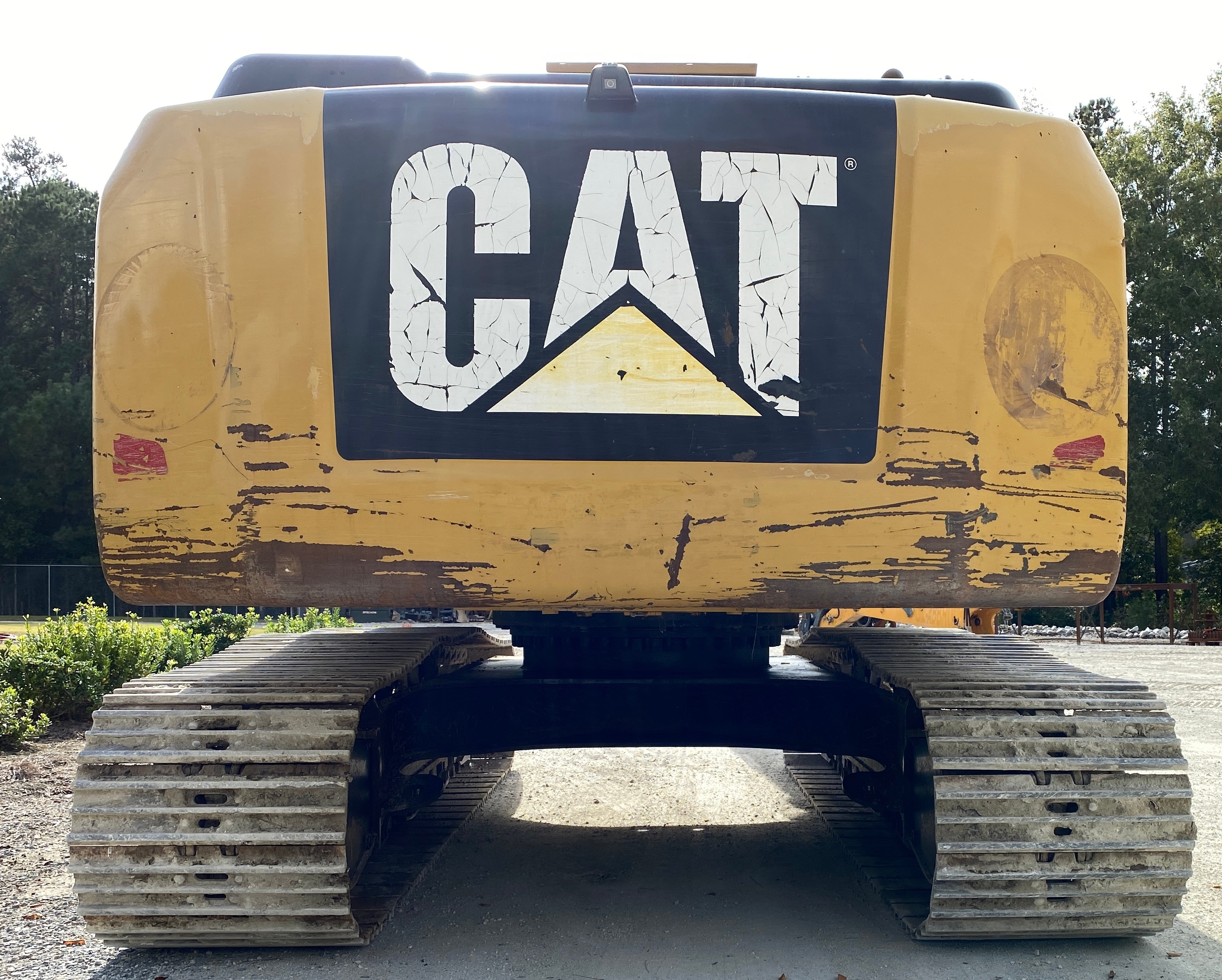 Used 2013 Caterpillar 329EL w/ Shear For Sale