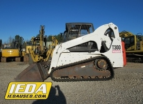 Used 2008 Bobcat T300 For Sale