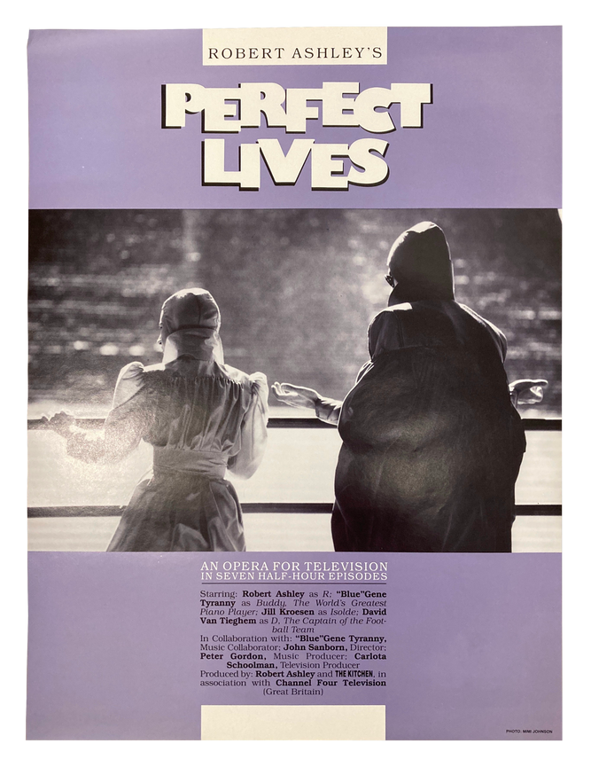 Perfect Lives,1983 [The Kitchen Posters] thumbnail 1