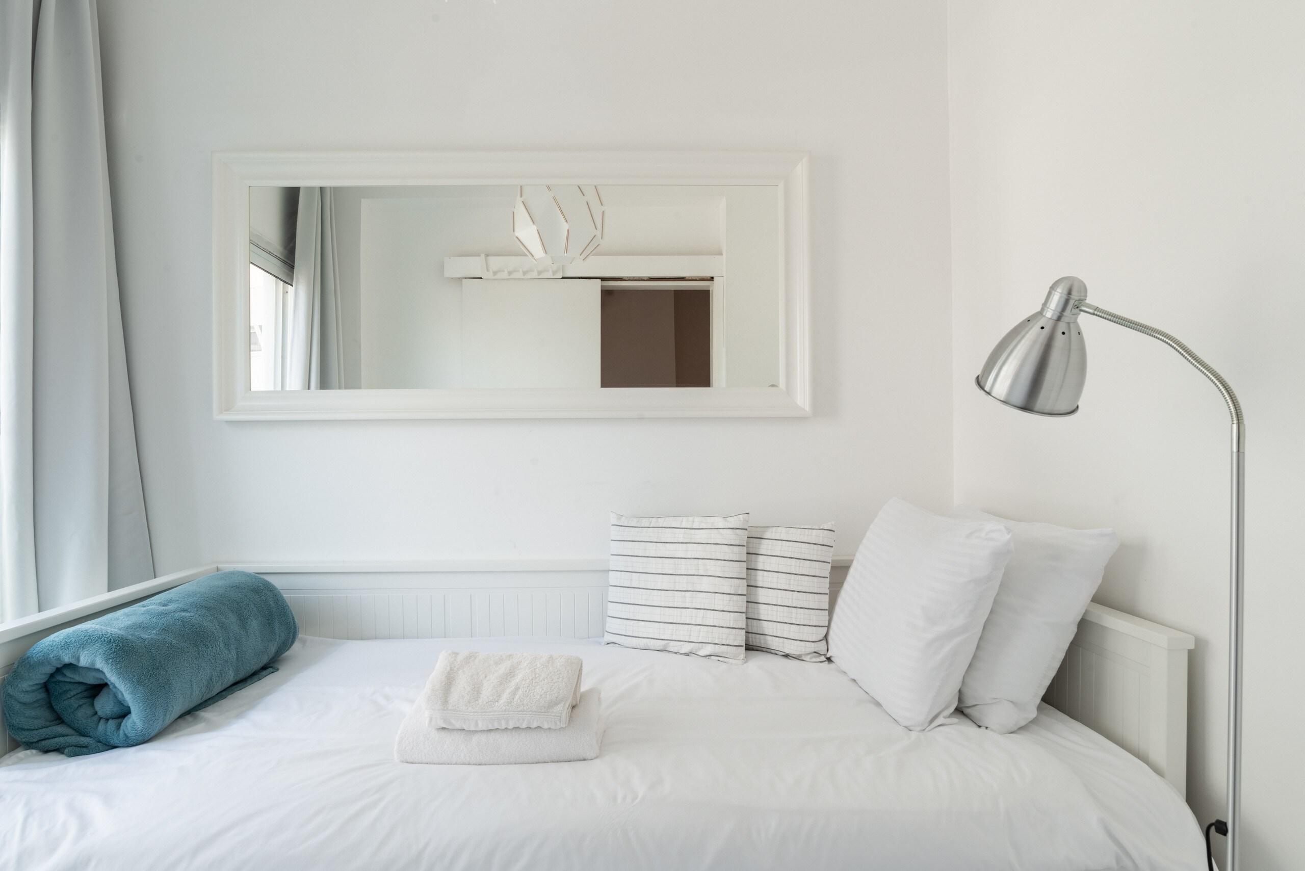 Sea View 2 bedroom apartment next to Hilton beach photo 21105485