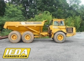 Used 1994 Volvo A25C For Sale