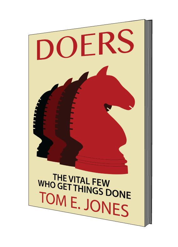 Diamond Key Workshop - Doers:  The Vital Few Who Get Things Done