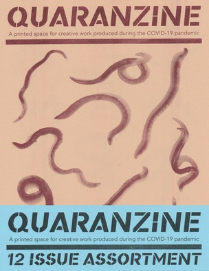 QUARANZINE (12 Assorted Issues)