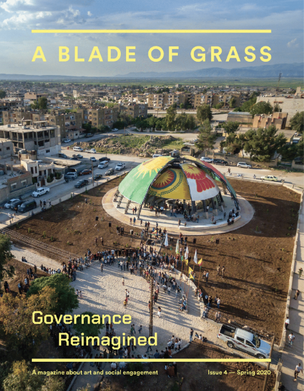 A Blade of Grass Magazine Issue 4