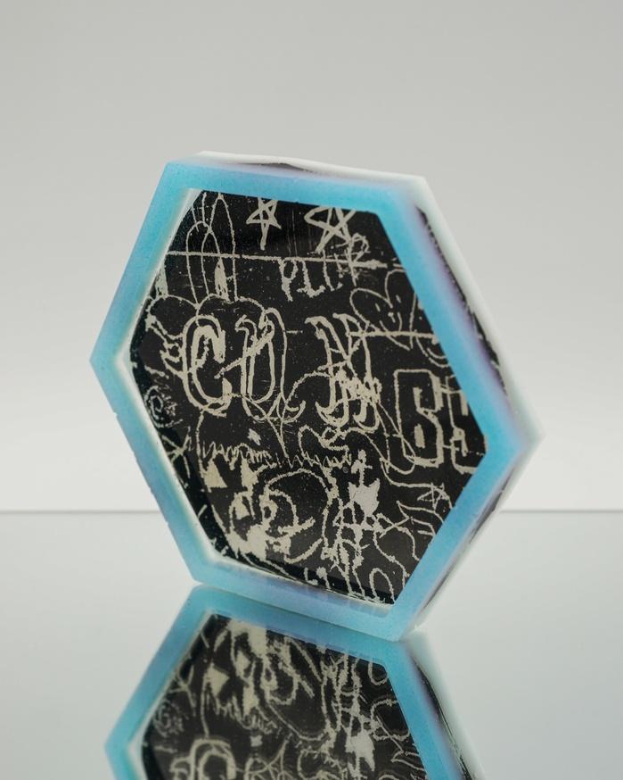 Scribble Coaster