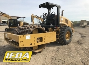 Used 2014 Caterpillar CP56B For Sale