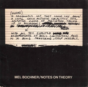 Notes on Theory