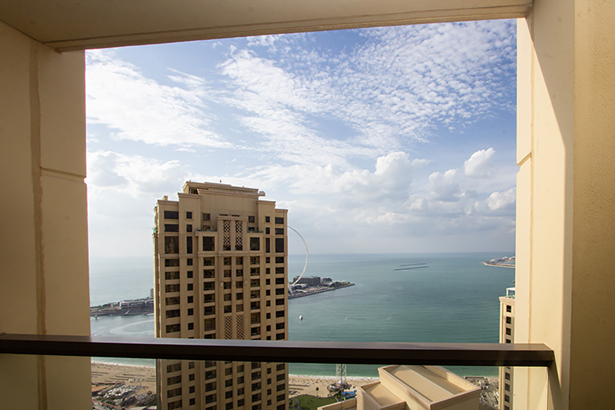 Apartment Sphere Stays JBR - Spacious 2BR with FULL SEA VIEW photo 26748197