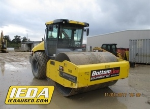 Used 2014 Dynapac CA2500D For Sale