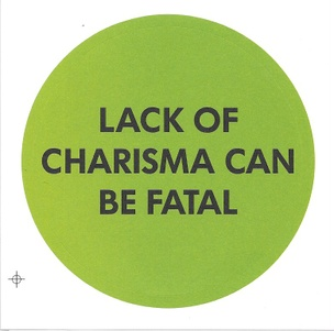 Lack of Charisma Can Be Fatal Sticker