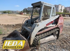 Used 2005 Takeuchi TL130 For Sale