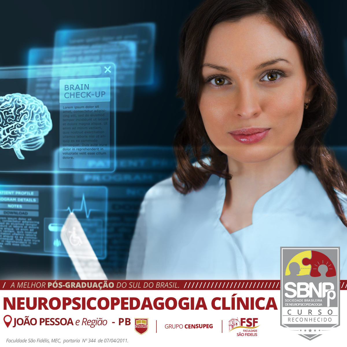 Pós-graduação em Neuropsicopedagogia Clínica