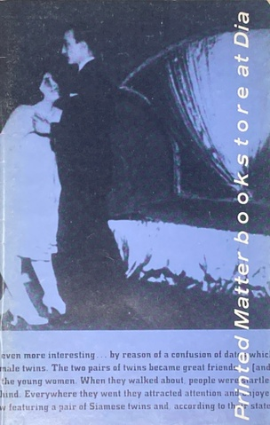 Printed Matter 1992 Summer Catalog