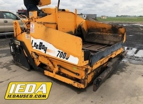 Used 2005 Leeboy L7000T For Sale
