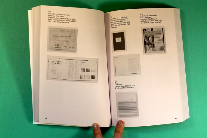 The Book on Books on Artists Books thumbnail 5