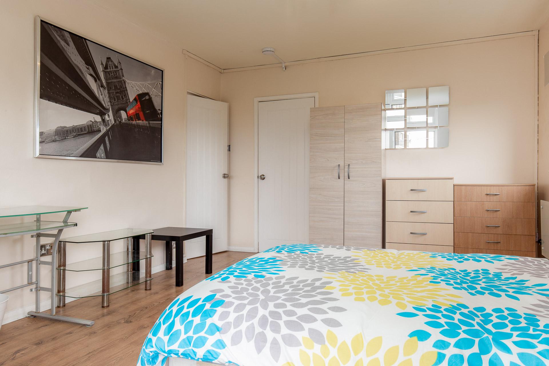 Queensland House London Deluxe Guest Room 3 photo 20449780