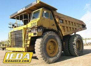 Used 1995 Caterpillar 777C For Sale