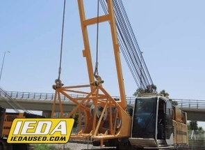 Used 2011 Liebherr HS885HD For Sale