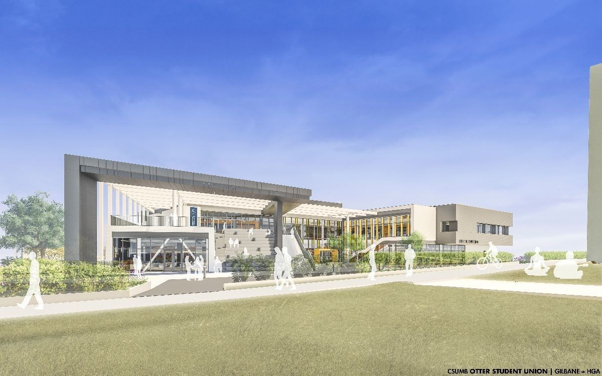 CSUMB Breaks Ground on New Student Union