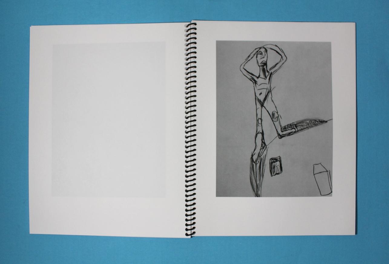 Ian Kinmont Figure Drawings 2016 thumbnail 6