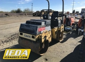 Used  Bomag BW120AD-3 For Sale