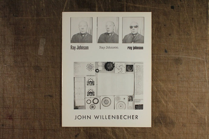 Ray Johnson, Ray Johnson, Ray Johnson thumbnail 3