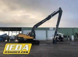 Used 2013 Volvo EC300D LR For Sale