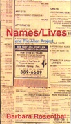 Names/Lives and The Allan Project