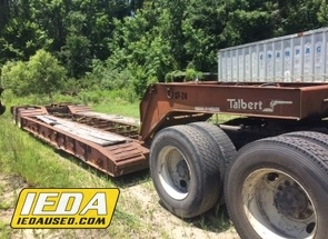 Used 1995 TALBERT 35 Ton For Sale