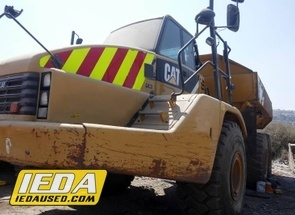 Used 2009 Caterpillar 740 For Sale