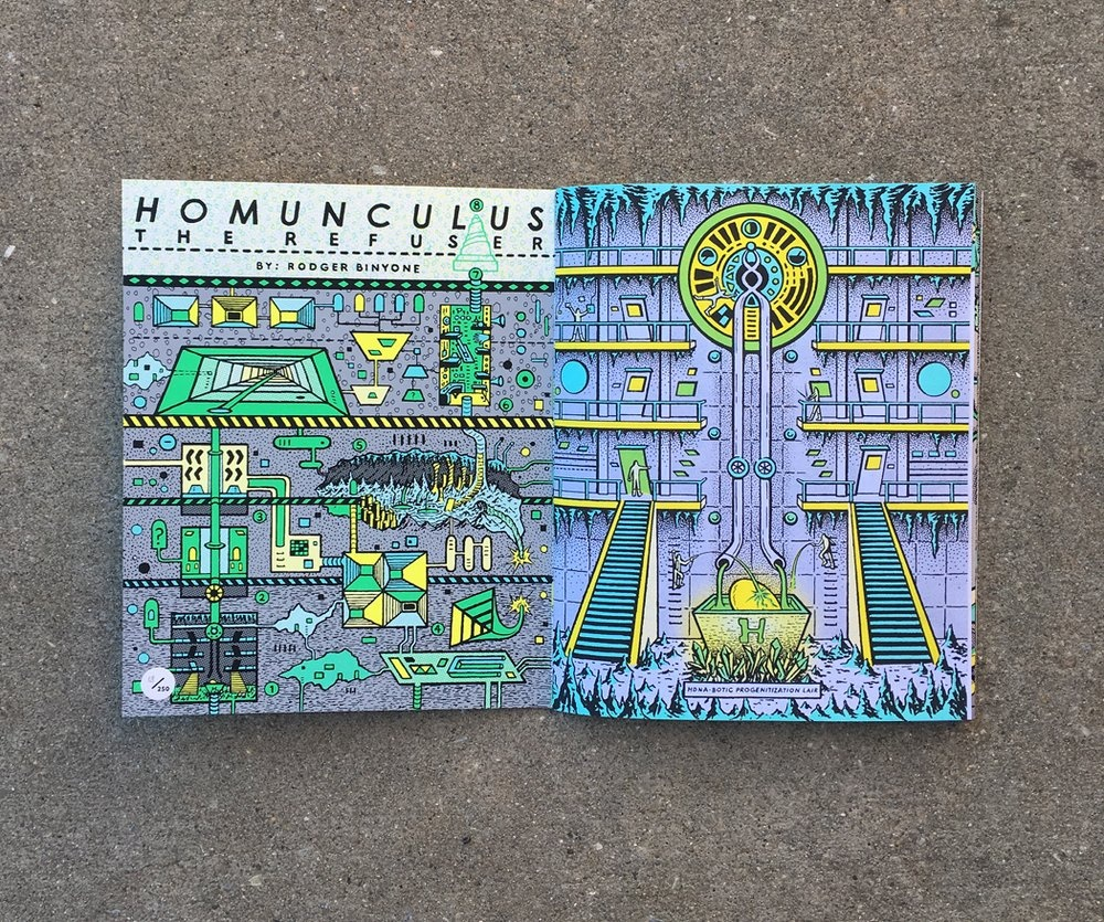 Homunculus the Refuser thumbnail 2