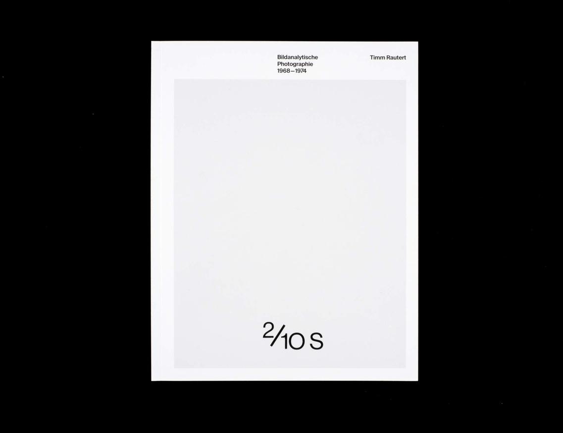 Bildanalytische Photographie 1968-1974