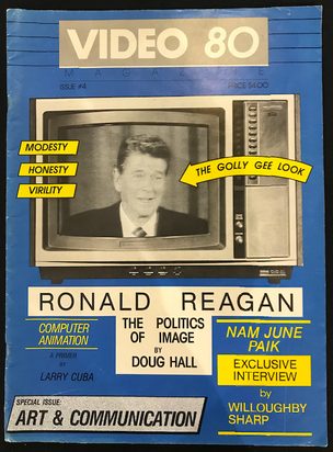 VIDEO 80 Magazine