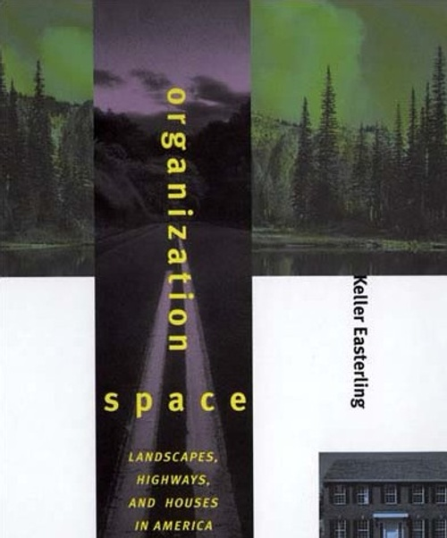 Cover of Organization Space