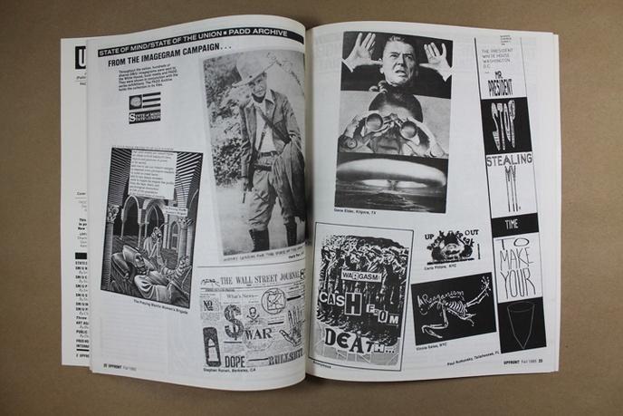 Upfront : A Publication of Political Art Documentation / Distribution thumbnail 4