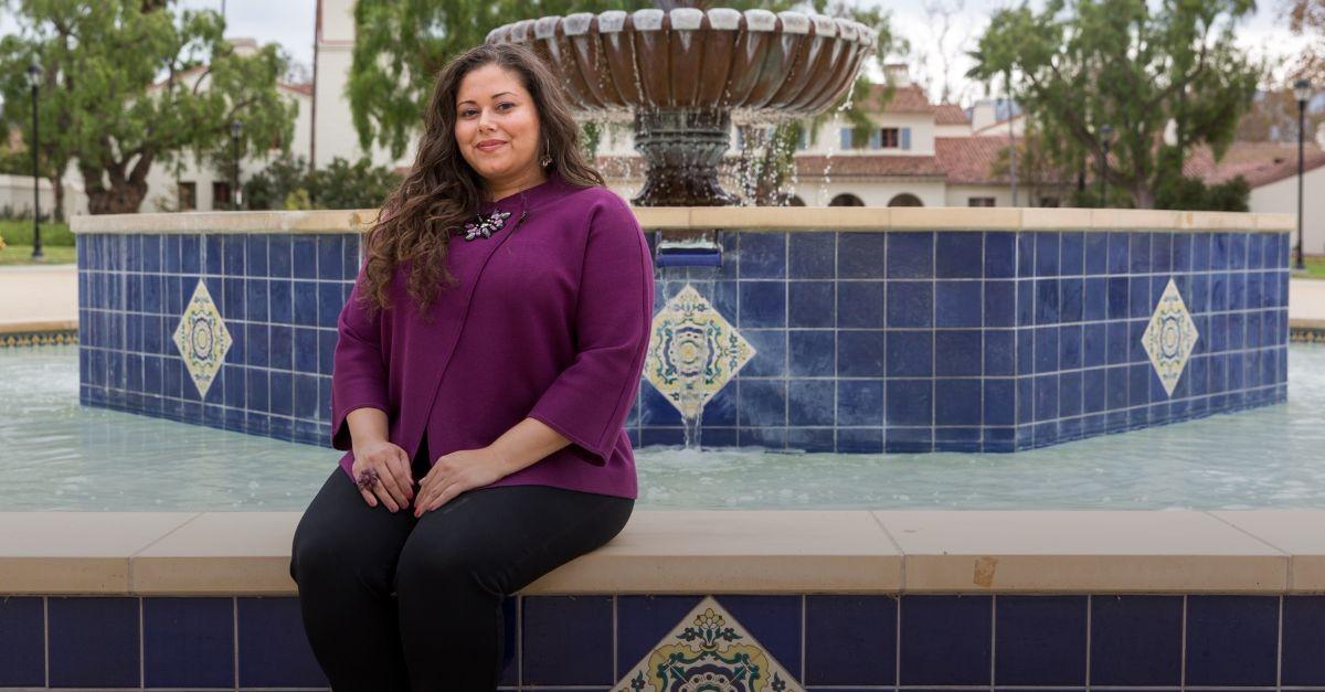CAHSS Alumni Impact:  CSUMB's Amanda Quintero, First Gen to Ph.D.