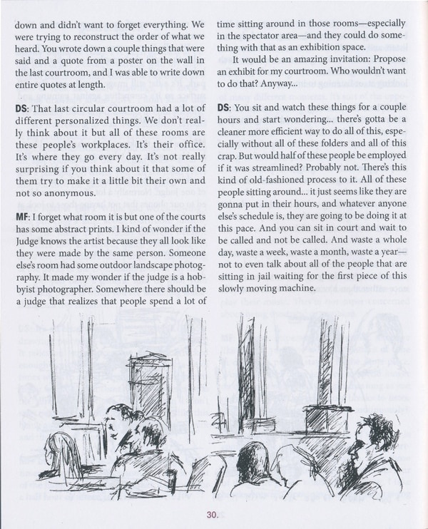 The Courtroom Artist Residency Report thumbnail 4