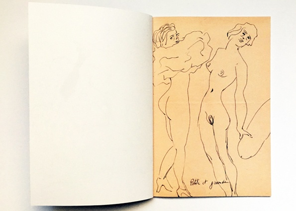 Erotic Drawings: Selected Works from 1922 to 1950 thumbnail 4
