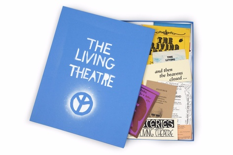 The Living Theatre Archive In A Box with Boo-Hooray