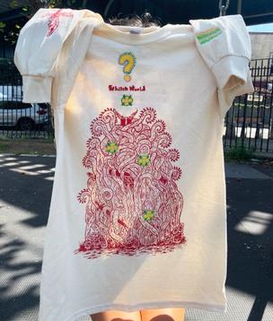 Which World T-Shirt [Medium]
