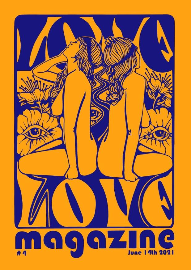 Love Love Magazine thumbnail 3