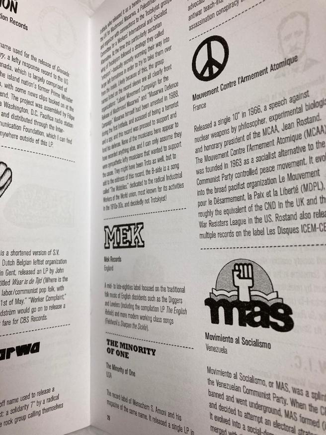 An Encyclopedia of Political Record Labels Bonus Tracks thumbnail 4