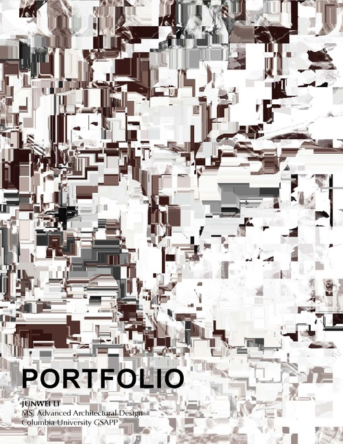 AAD LiJunwei SP20 Portfolio.pdf_P1_cover.jpg