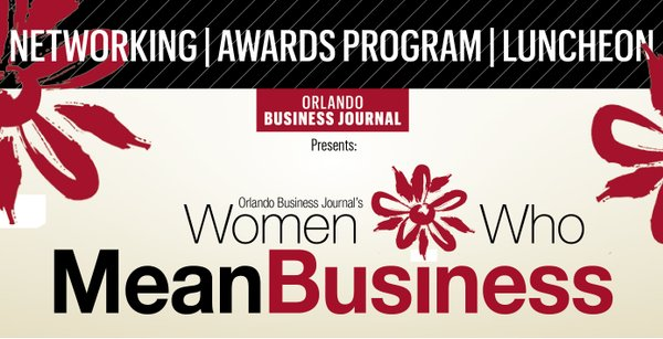 2017 Women Who Mean Business Awards Luncheon
