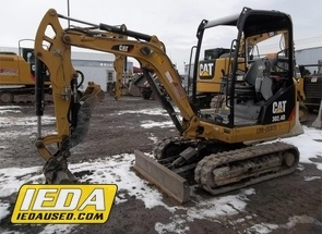 Used 2013 Caterpillar 302.4D For Sale
